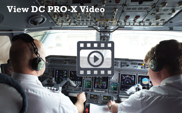 View DC PRO-X Video