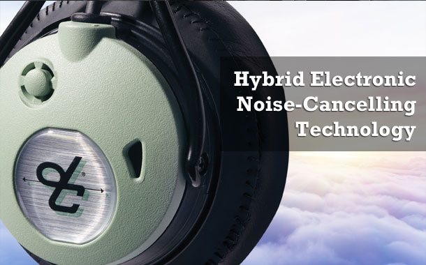 Hybrid Electronic Noise-Cancelling Technology
